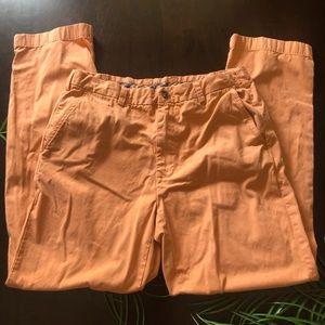 Brooks Brothers Orange/Tangerine Pants - 34/32